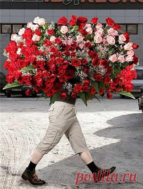 Etiquette, flower etiquette, rules of the choice of a bouquet