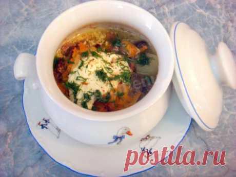 Куриные сердечки с картошкой в горшочке рецепт с фото пошагово - 1000.menu