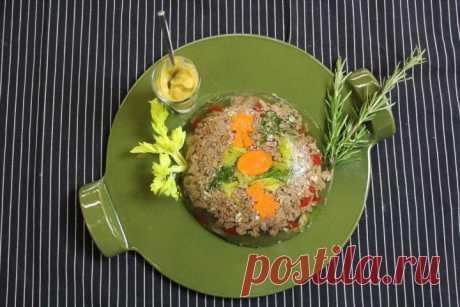 (757) Заливное - пошаговый рецепт с фото - заливное - как готовить: ингредиенты, состав, время приготовления - Леди@Mail.Ru