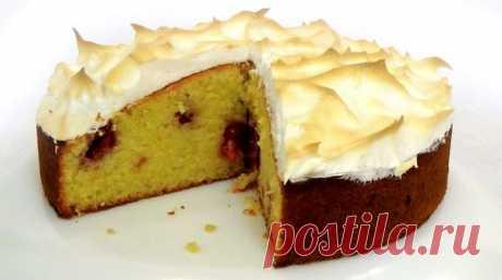 Безупречный лигурийский лимонный пирог от Пьера Эрме   Любителям сладенького предлагаю приготовить безупречный лигурийский лимонный пирог от Пьера Эрме. Это очень простой рецепт, в приготовлении нет ничего сложного, но вкус пирога просто восхитительный.…