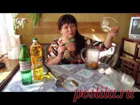 """La MAYONESA vkusneyshy en 5 minutos. El gusto olvidado de la infancia - \""""la PROVENZAL\"""" Soviética"""