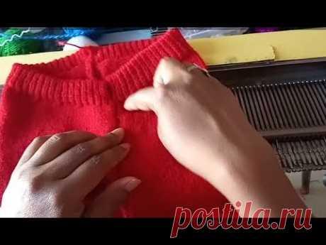 वूलन स्टॉकिंग्स मशीन से कैसे बनाए इन हिंदी | Woolen Stockings