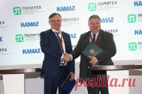 ПАО «КАМАЗ» поставит ГК «Русагро» партию серийной и специальной техники