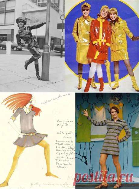 Кто придумал мини-юбки и виниловые дождевики: Модная революция Мэри Куант