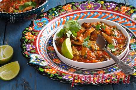 Баклажаны: рецепты разных стран