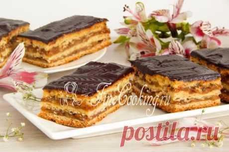 Пирожное Жербо - рецепт с фото