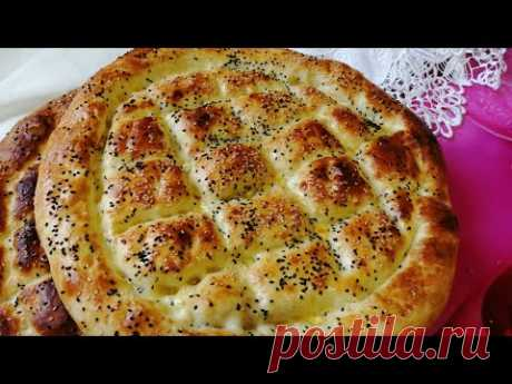 Почему я раньше так не готовила! Турецкая Пиде. (ХЛЕБ) Вкусно и Проста!