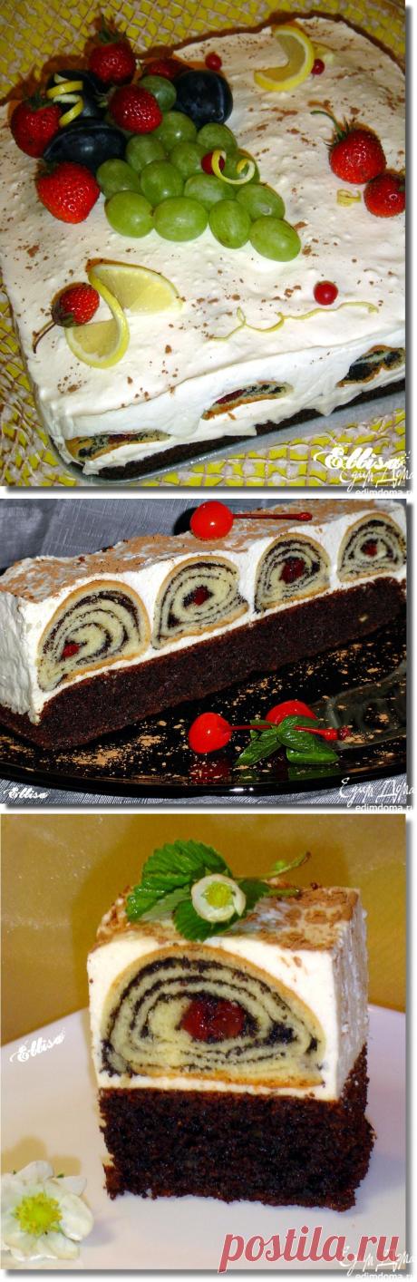Пляцок «Мелодия Карпат» | Кулинарные рецепты от «Едим дома!»