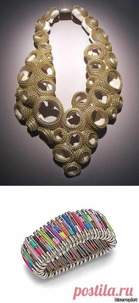 Необычные украшения - Украшения своими руками