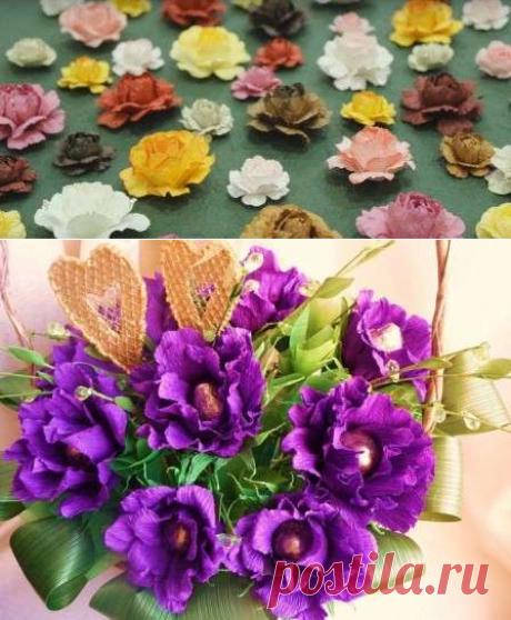 Как сделать простую розу из бумаги своими руками: фото и видео МК
