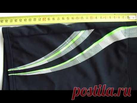 Плавки-боксеры Arena M Spaced Short (Черные с полосками) 700грн
