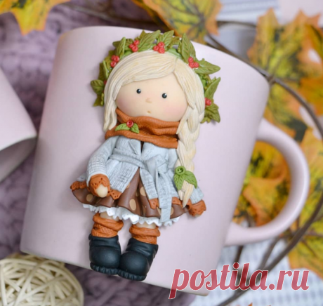 Осенний Декор кружки