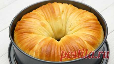 """Готовлю пирог """"Шерстяной рулон"""": меняю начинки и каждый раз получаю новый вкус"""