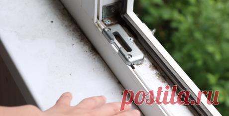 Как отмыть сложные участки оконной рамы и отбелить пластиковый подоконник. Подробнее читайте в статье. | Марина Жукова | Яндекс Дзен
