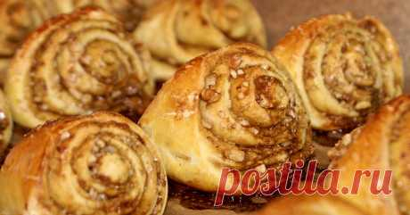 Вкусный и сытный ореховый рулет - 2 рецепта » Женский Мир