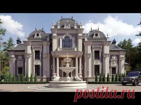Эксклюзивный частный дом – французский замок