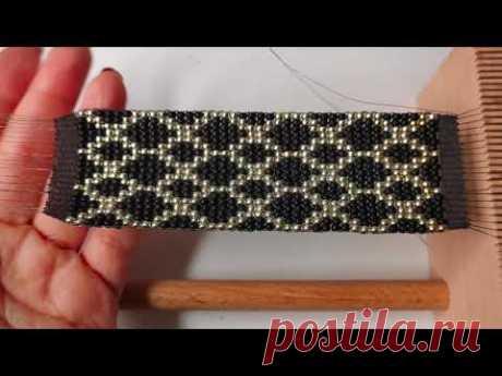 Come chiudere un bracciale realizzato al telaio