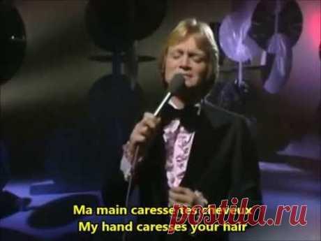 Claude François Comme d'habitude French / English Lyrics Subtitles - YouTube