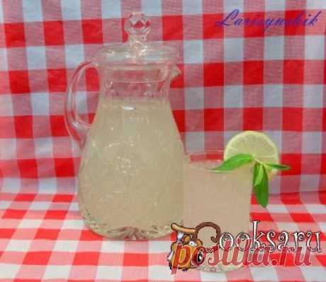 Лимонад имбирный с мятой фото рецепт приготовления