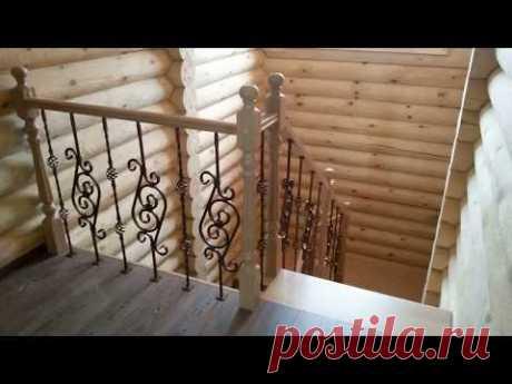 Кованые балясины своими руками, для лестниц, балюстрад, балконов, террас.