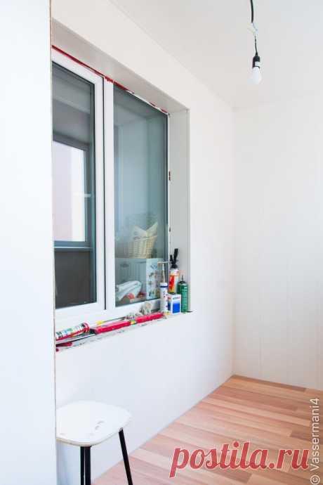 Утепление балкона — Наши дома