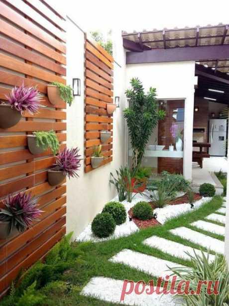 Креативные идеи для садового участка — Наши дома