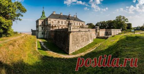 Достопримечательности Львовской области:Подгорецкий Замок.
