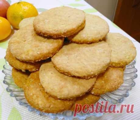 Тыква+овсянка и вкуснейшее печенье к чаю у вас на столе | Inna Lime | Яндекс Дзен
