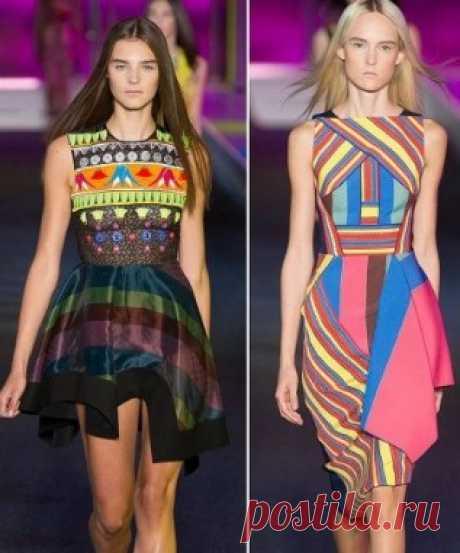 Модный тенденции 2017 года