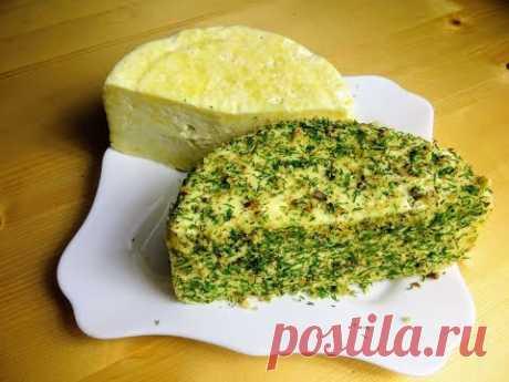Хватит покупать сыр в магазине / Домашний сыр без ферментов и заквасок