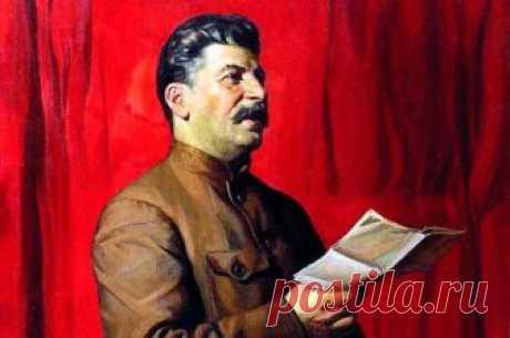 20 искрометных шуток от товарища Сталина. Он оказывается был шутник