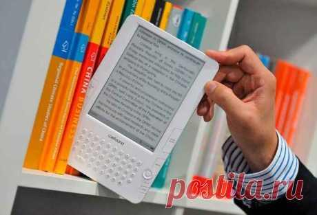 Как выбрать электронную книгу.