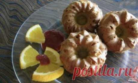 Кексы простые на кефире - пошаговый рецепт с фото на Повар.ру