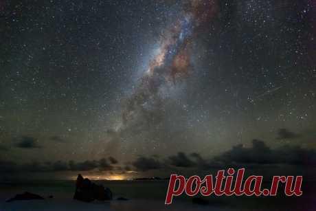 Млечный Путь Южного полушария
