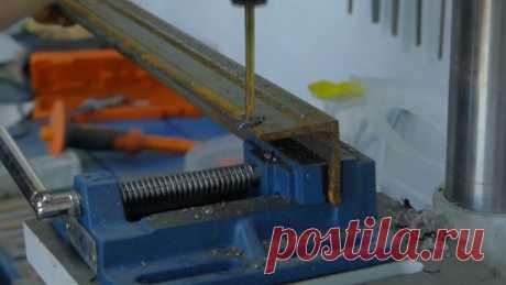 Листогибный станок своими руками: оригинальное решение для мастерской