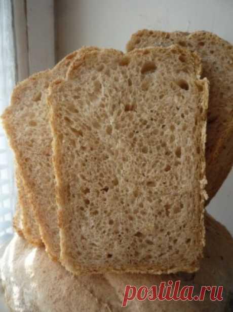 ПШЕНИЧНЫЙ СЕЛЬСКИЙ ХЛЕБ на холодной опаре и закваске : Хлеб, батоны, багеты, чиабатта