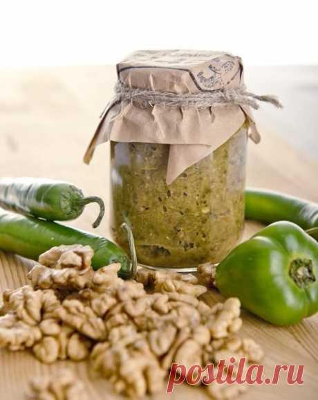 Аджика — ценное блюдо для здоровья человека !