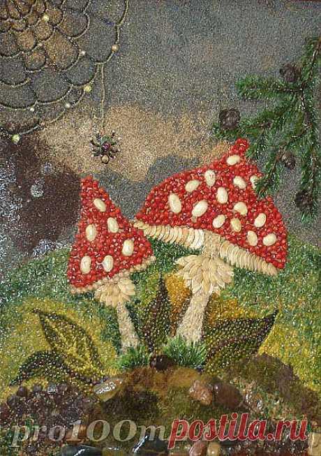 Картина-из-семечек-крупы-горошка-и-фасоли.jpg (425×603)