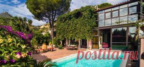 роскошные виллыТаормина Вилла София | Сицилия, виллы и апартаменты в аренду