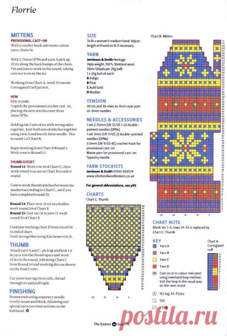 The Knitter - Issue 75 2014