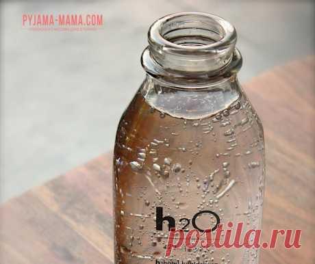 PYJAMA-MAMA | Пьем воду правильно: сколько, как и когда