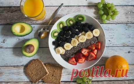 Какие продукты есть, чтобы не поправляться / Будьте здоровы