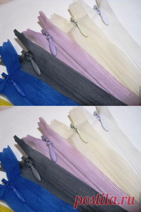 Потайная молния: раскрываем все секреты! (Шитье и крой) – Журнал Вдохновение Рукодельницы