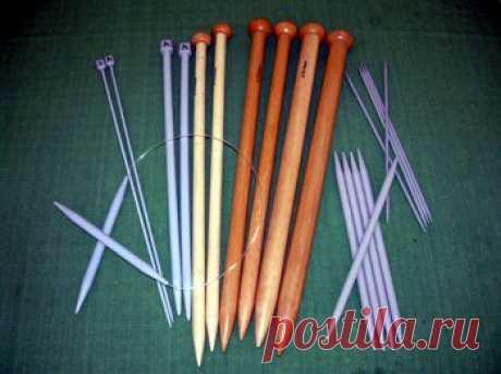 Уроки вязания (Стол заказов) - Вязание спицами - Страна Мам