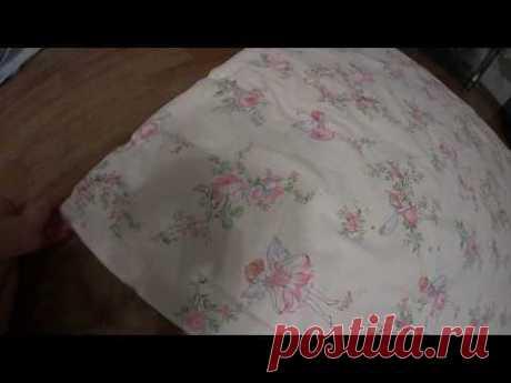 Как сшить стеганое одеяло с окантовкой по краям