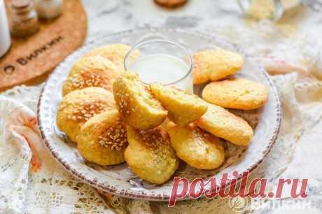 Печенье за пять минут - рецепт с фото пошагово