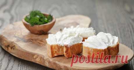 Творожный сыр - нежный и мягкий готовим в домашних условиях