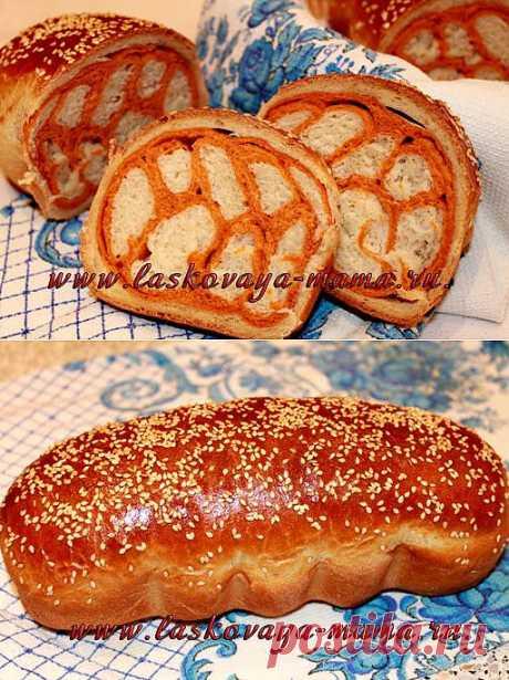 Оригинальный хлеб.