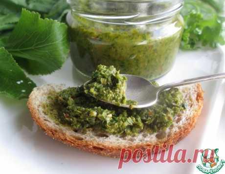 Приправа из листьев хрена – кулинарный рецепт