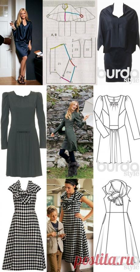 Шьем платье: частые проблемы и их решение! (секреты портних) » Женский Мир